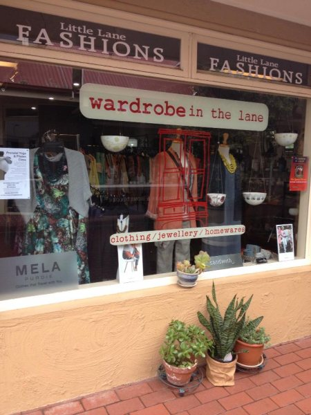 Wardrobe in the Lane