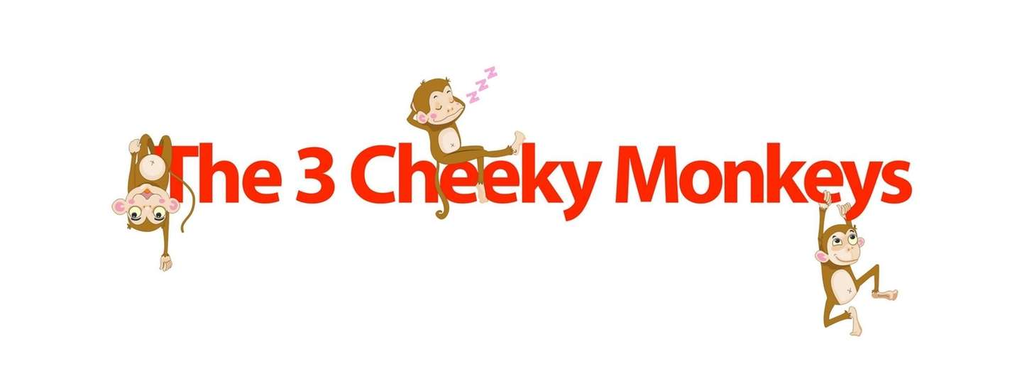 The 3 Cheeky Monkeys image